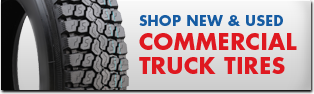 Shop for Commercial Truck Tires in Mahwah, NJ